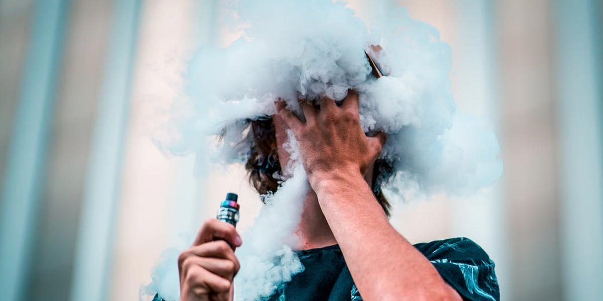 Media campaign against vaping