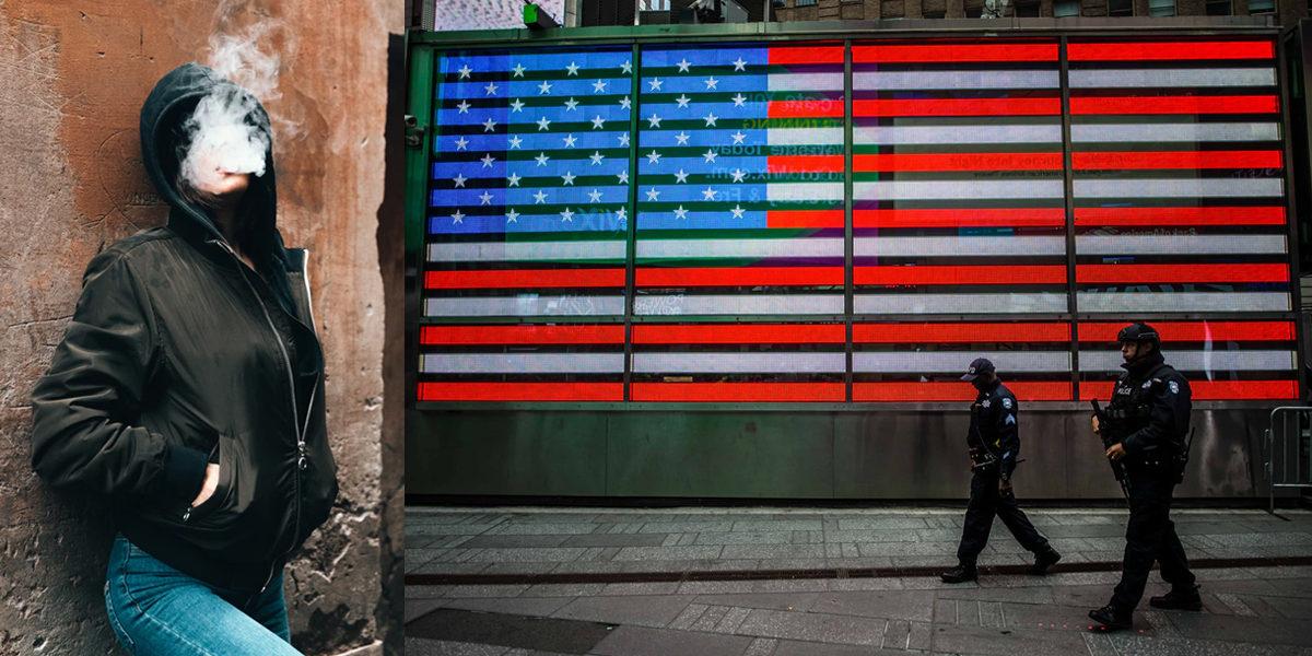 USA VS VAPING